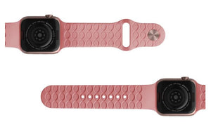 Groove Life Breathable Watch Band - Rose Pink