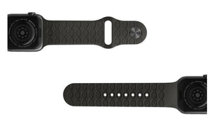 Groove Life Breathable Watch Band - Black