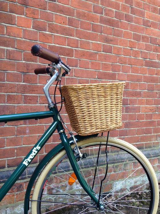 Classic Real Wicker Basket