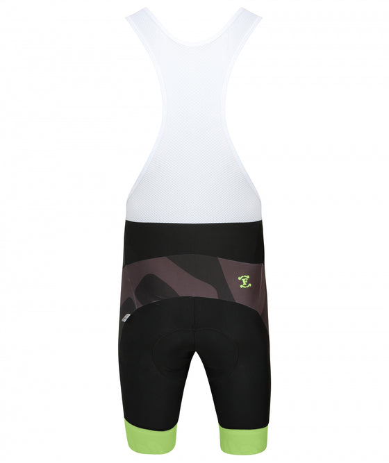 Fred's Bib Shorts - Fluo