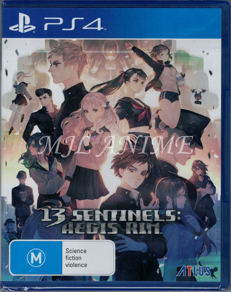 13 Sentinels: Aegis Rim PS4