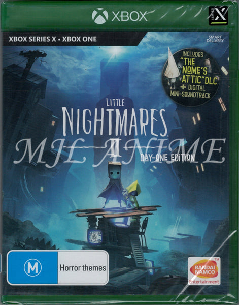 Little Nightmares II Day-One Edition Xbox Series X | One