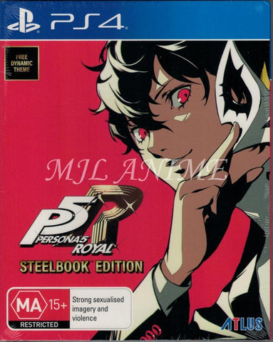 Persona 5 Royal [Launch Edition] PS4