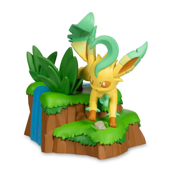 An Afternoon with Eevee & Friends: Leafeon Figure by Funko
