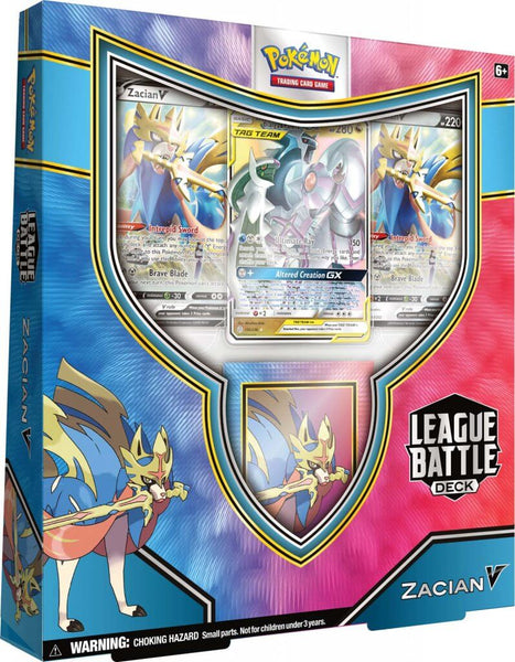 POKEMON League Battle Deck - Zacian V