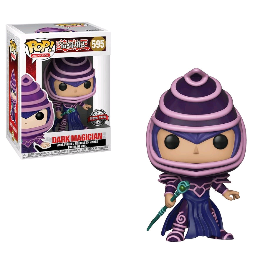 Yu-Gi-Oh! Dark Magician US Exclusive Pop! Vinyl