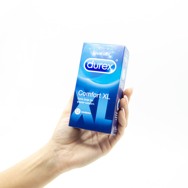 Durex Condoms Comfort XL 12 pack - image 2