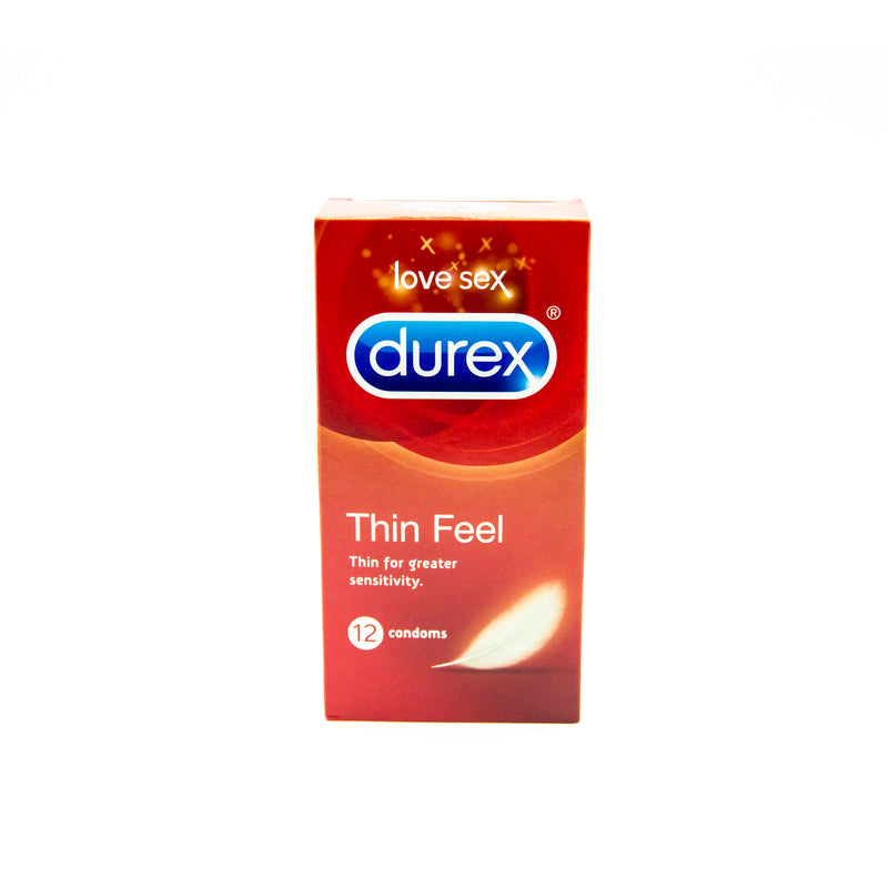 Durex Condoms Thin Feel 12 pack - image 4