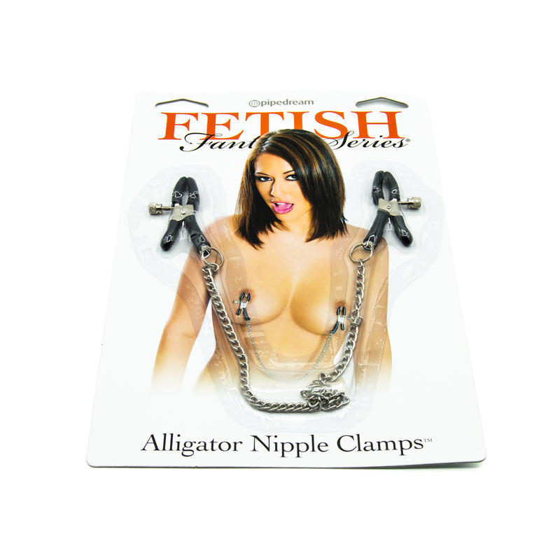 Fetish Fantasy Alligator Nipple Clamps - image 4
