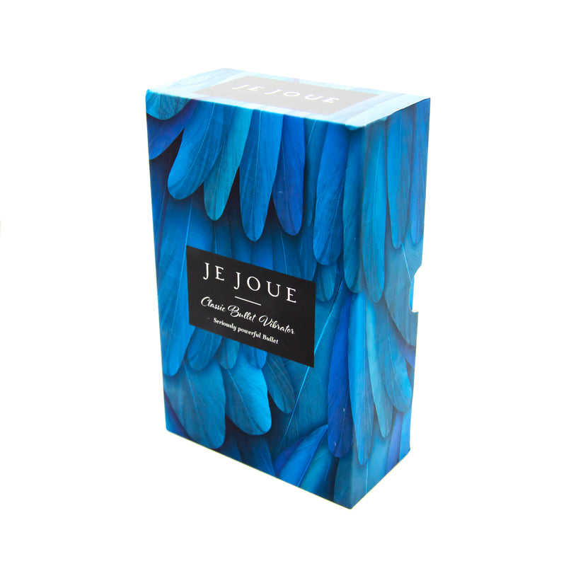 Je Joue Classic Bullet Vibrator Teal - image 3