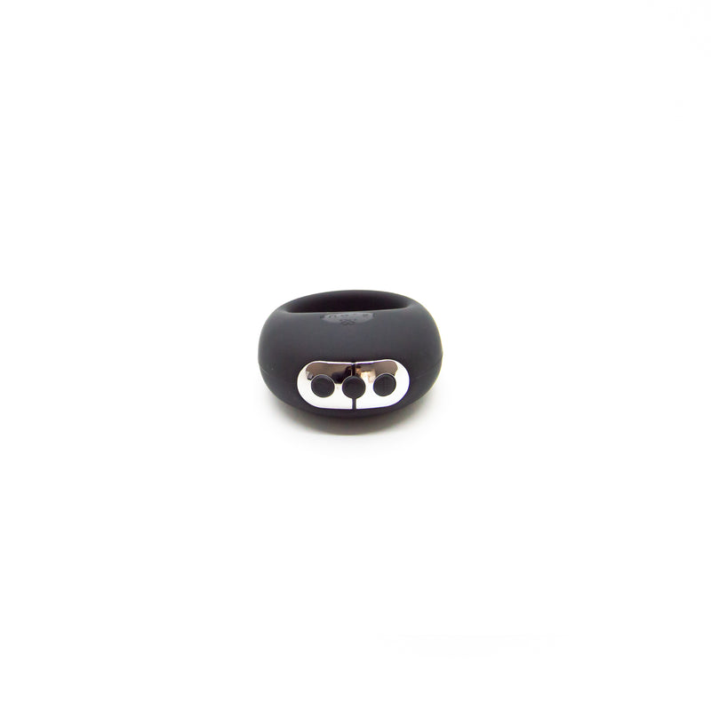 Je Joue Mio USB Rechargeable Cock Ring Black - image 5