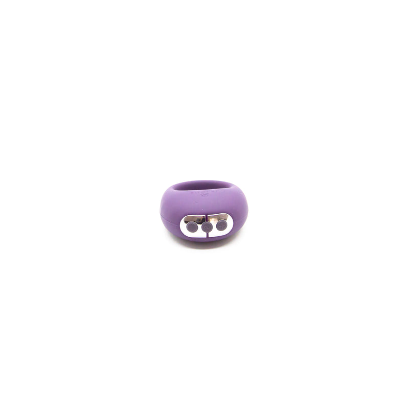 Je Joue Mio USB Rechargeable Cock Ring Purple - image 4