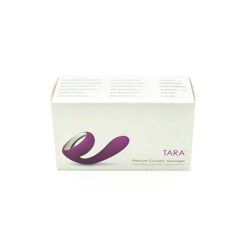 Lelo Tara Premium Couples Rechargeable Massager - image 4