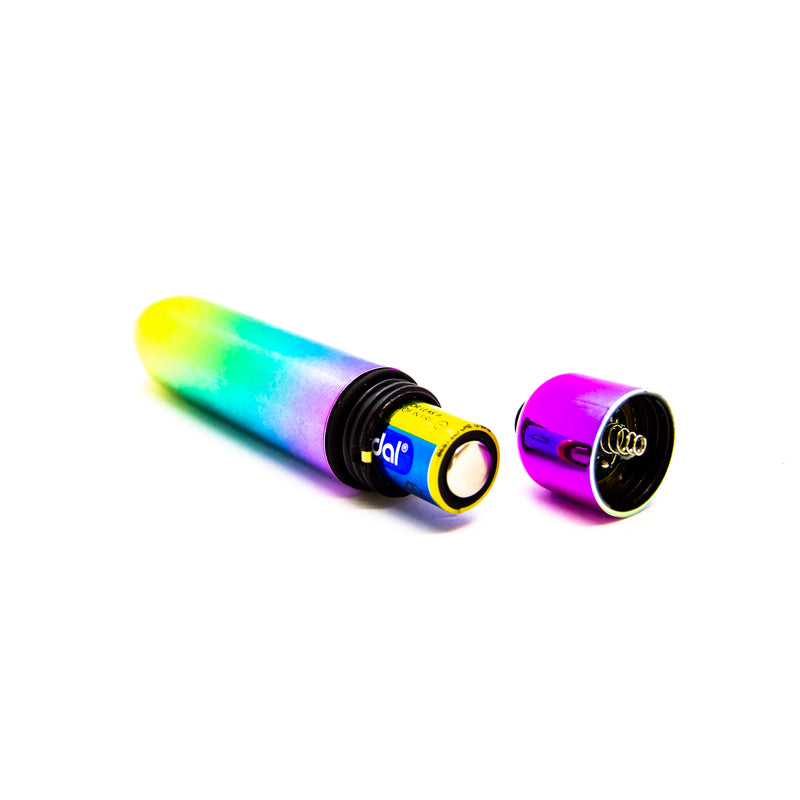 Rocks Off Rainbow 7 Speed Bullet Vibrator - image 3
