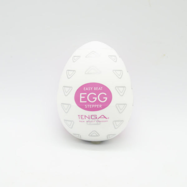 Tenga Stepper Textured Love Egg Masturbator - image 1