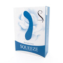 The Squeeze Swan Rechargeable Powerful Vibrator - image 3