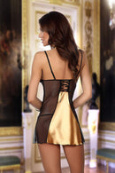 Beauty Night Chemise Gold