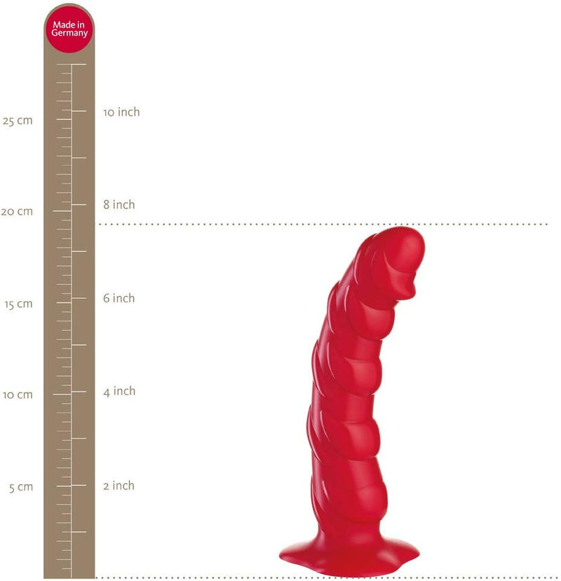 Fun Factory Tiger Dildo Red