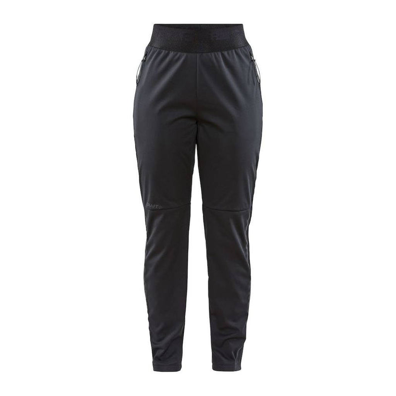 Craft ADV Essence Wind Pants, Laufhose, Damen, schwarz