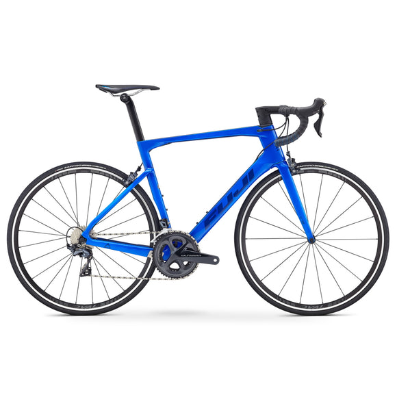 Fuji Transonic 2.3, electric blue
