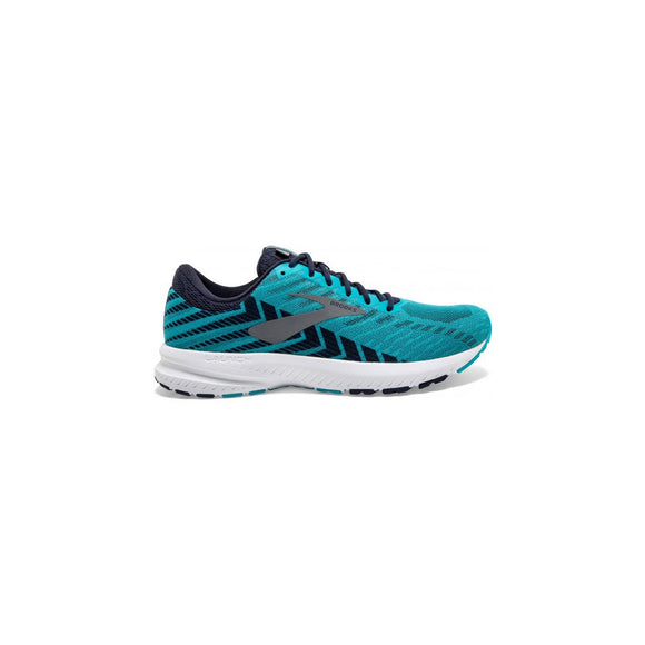Brooks Launch 6, Herren, türkis/blau