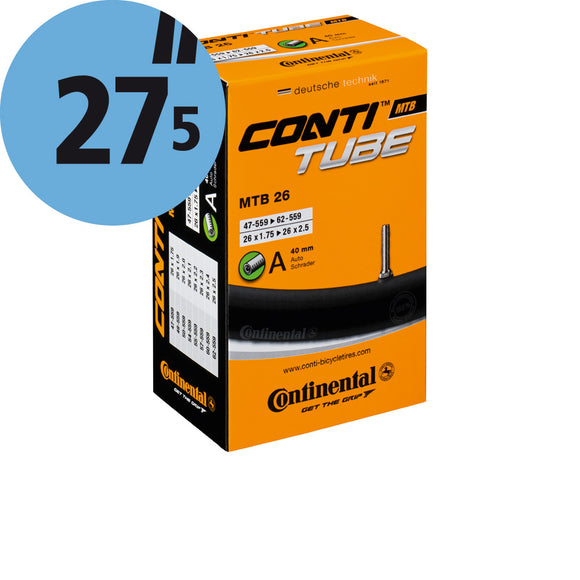 Continental Schlauch MTB 27,5, 42mm, SV Ventil