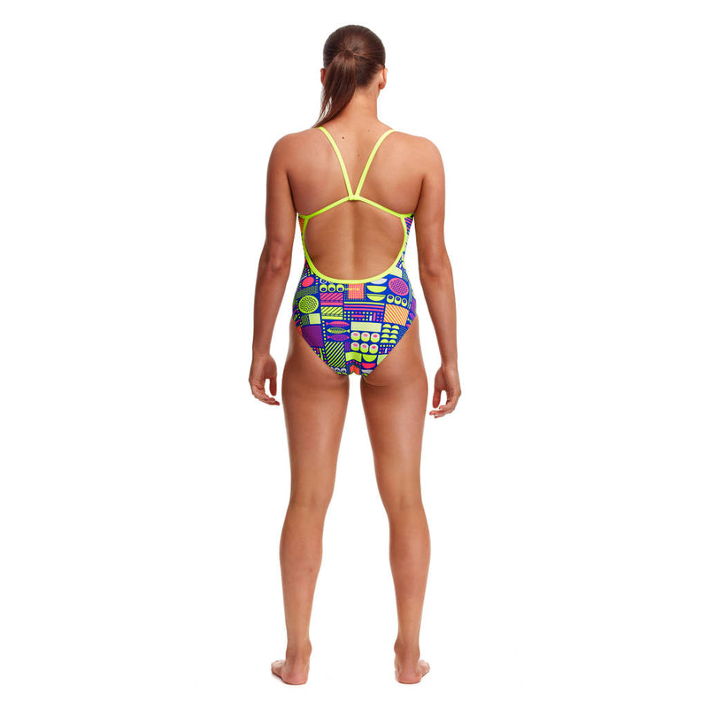 Way Funky, Mother Funky, Funkita Single Strap One Packed Lunch, Badeanzug, Damen