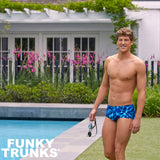 Way Funky, Mother Funky, Funky Trunks Mens Plain Front Trunks Another Dimension, Badehose, Trunk, Herren