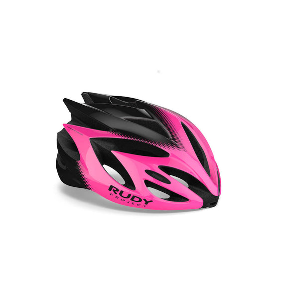 RUDY Project Rush, Radhelm, pink