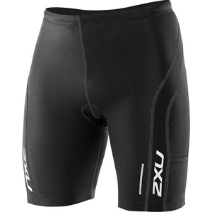 2XU Comp Tri Short + Pockets, Herren, schwarz