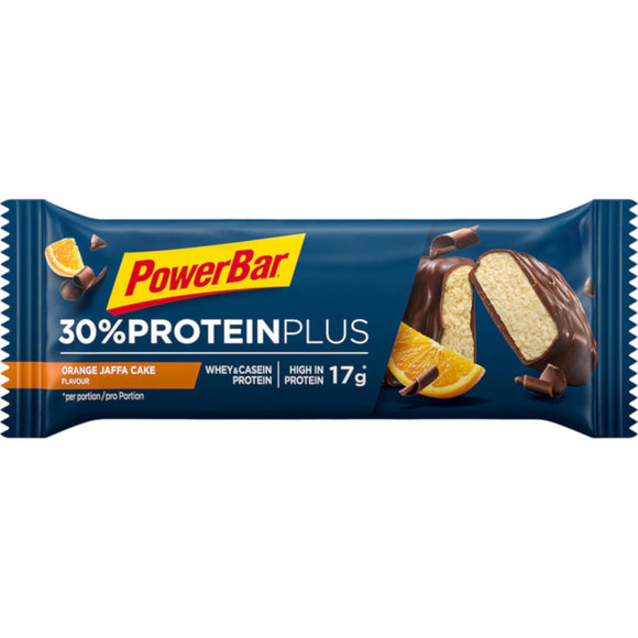 Powerbar 30% Protein Plus, Orange Jaffa Cake, 55 g