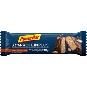 Powerbar 33% Protein Plus, Chocolate Peanut, 90 g