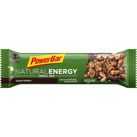 Powerbar Natural Energy Cereal Riegel, Kakao