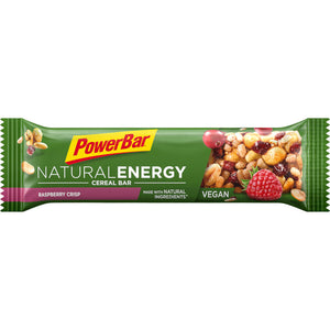 Powerbar Natural Energy Cereal Riegel, Himbeer