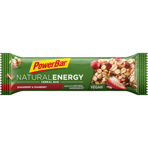 Powerbar Natural Energy Cereal Riegel, Erdbeer