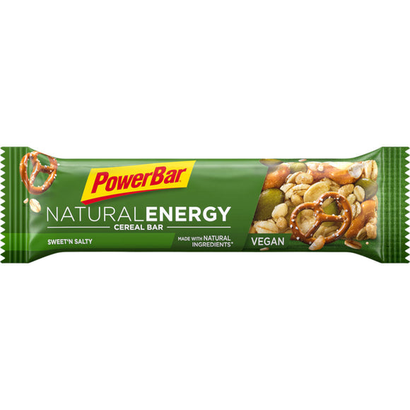 Powerbar Natural Energy Cereal Riegel, Sweet´n Salty