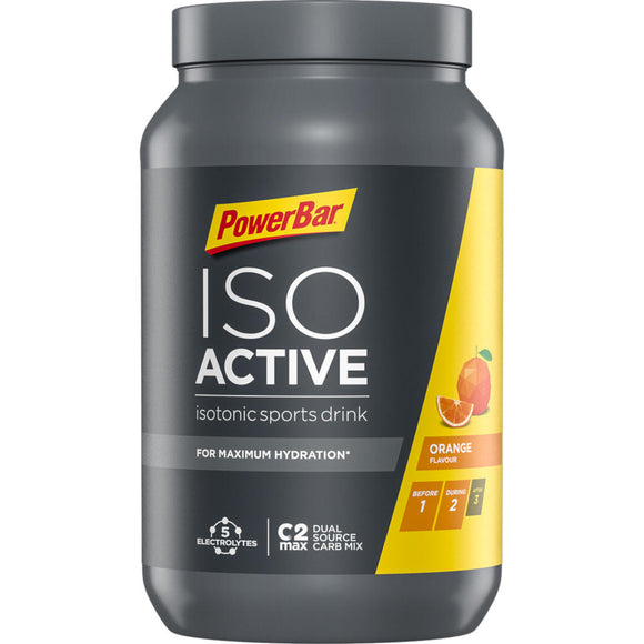 Powerbar Isoactive, orange, 1320g