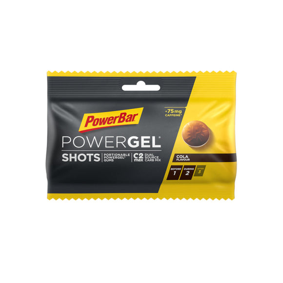 Powerbar Shots, Cola