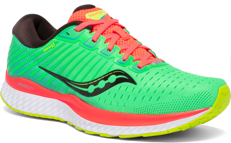 Saucony Guide 13, Herren, grün, green mutant