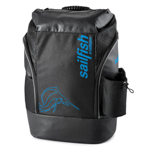 Sailfish Backpack Cape Town, Rucksack, schwarz/blau
