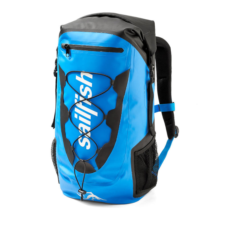 Sailfish Waterproof Backpack Barcelona, Rucksack, blau/schwarz