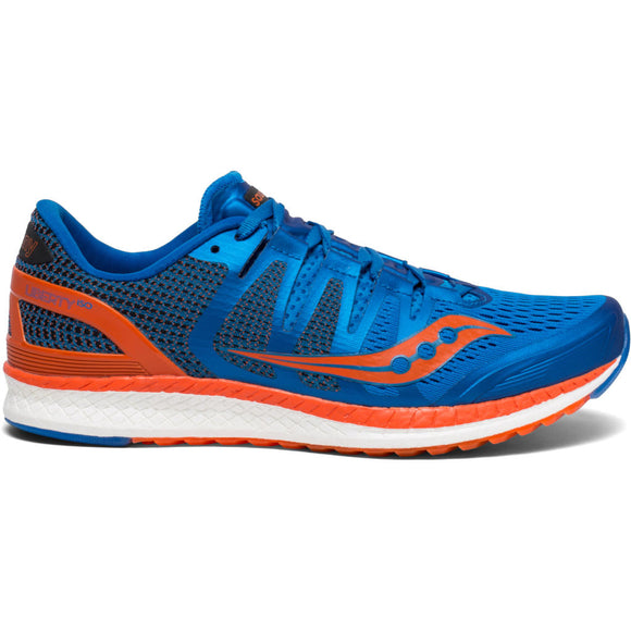 Saucony Liberty Iso, Herren, blau/orange