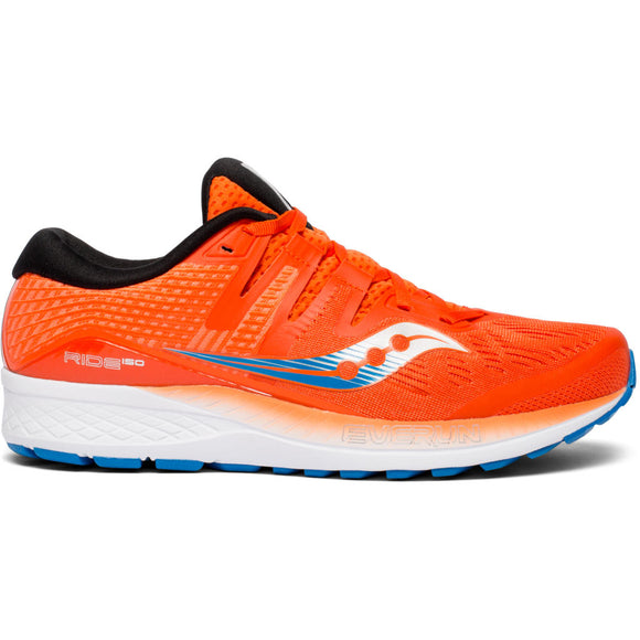 Saucony Ride Iso, Herren, orange/blau