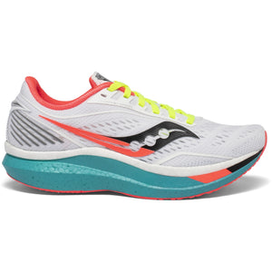 Saucony Endorphin Speed, Herren, white