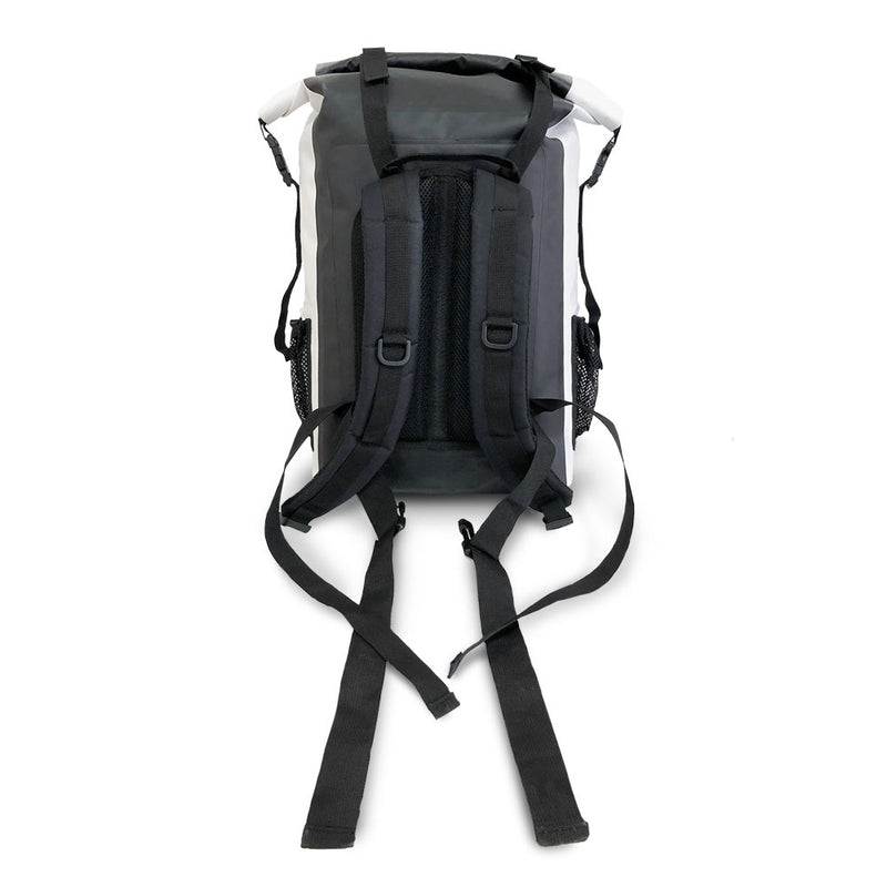 triathlon.de Waterproof Backpack, schwarz