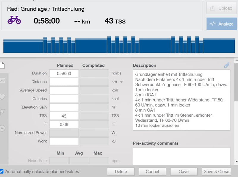 Trainingsplan Triathlon: 12 Wochen Sprint-/Volksdistanz - Level Einsteiger/Finisher