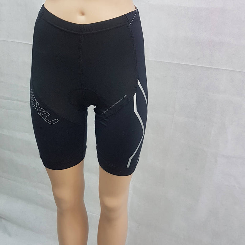 2XU Compression Tri Short, Damen, schwarz