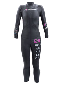 "Aquaman ""The Art"" Wetsuit, Neoprenanzug, Damen"