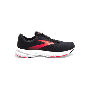 Brooks Launch 7, Damen, schwarz/pink