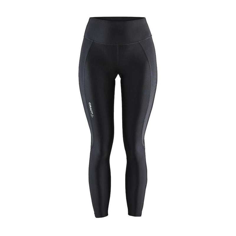 Craft ADV Essence Zip Tights, Laufhose, Damen, schwarz